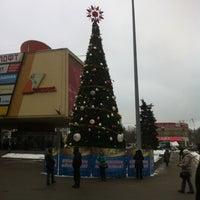 12/11/2012 tarihinde 🍓Ленок🍓ziyaretçi tarafından Семёновская площадь'de çekilen fotoğraf