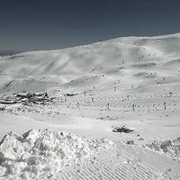 Foto tomada en Estación de Esquí de Sierra Nevada por ELISA P. el 3/18/2013