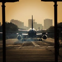 Photo taken at Jorge Newbery Airfield (AEP) by Nicolas A. on 6/15/2013