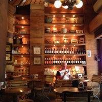 Photo taken at La Fiducia Café by Viviane F. on 12/1/2012