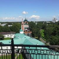 Снимок сделан в Спасо-Преображенский монастырь пользователем Eduard Z. 6/13/2013