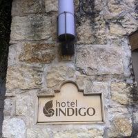 Photo taken at Hotel Indigo San Antonio-Riverwalk by Tim F. on 6/15/2013