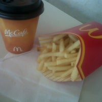 Photo taken at McDonald's by Jennifer C. on 3/5/2013