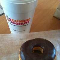 Photo taken at Dunkin Donuts by Ashley S. on 1/8/2013