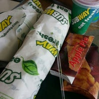 Photo taken at Subway by Lionel D. on 10/19/2012