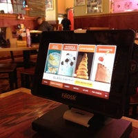 Photo taken at Red Robin Gourmet Burgers by Ali P. on 5/15/2013