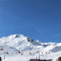 Das Foto wurde bei Switzerland/Austria Ischgl von Thibault Q. am 1/30/2018 aufgenommen