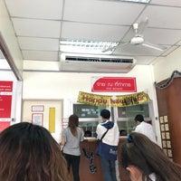 Photo taken at Khon Kaen Post Office by Fah on 3/17/2017