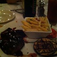Photo taken at Romano's Macaroni Grill by Zola C. on 11/5/2012