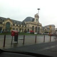 Photo taken at Gare de Namur by Olivier M. on 11/7/2012