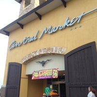 Photo taken at Central Market by Alex P. on 1/2/2013
