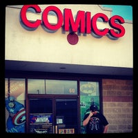 Photo taken at Graham Crackers Comics by Bob G. on 3/31/2014