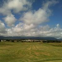 Photo taken at Puakea Golf Course by Nobuama S. on 10/31/2012