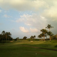 Photo taken at Poipu Bay Golf Course by Nobuama S. on 11/3/2012