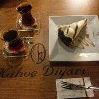 รูปภาพถ่ายที่ Kahve Diyarı โดย Gürcan T. เมื่อ 11/20/2013
