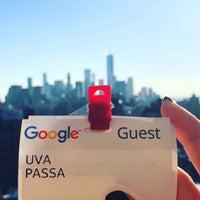 Photo taken at Google New York by Passa on 12/27/2017