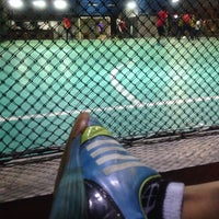 Photo taken at Galaxy Futsal Bangi by Jeniffer Julia W. on 3/10/2017