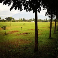 Photo taken at Lapangan Rampal by reza y. on 6/5/2013