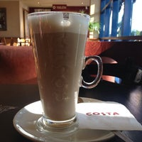 Photo taken at Costa Coffee by Fernando P. on 6/2/2013