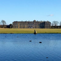 Photo taken at Petworth Park by Fernando P. on 1/1/2013