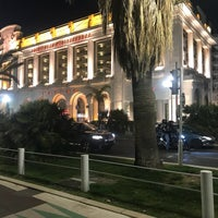 Photo prise au Casino Du Palais De La Méditerranée par SIMONE S. le4/1/2018