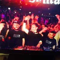 Photo taken at Space Ibiza by Michal H. on 11/22/2015