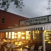 Photo taken at Fleetwood Diner by Andy C. on 6/26/2013