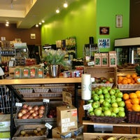 Photo taken at Green Grocer Chicago by Andy C. on 1/20/2013