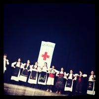Photo taken at Kulturni centar Inđija by Budi Davalac Krvi on 5/12/2014