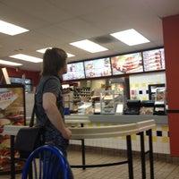 Photo taken at Burger King by Олег П. on 11/13/2012