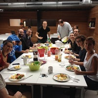 Photo taken at Betacowork by Stefania S. on 7/11/2014