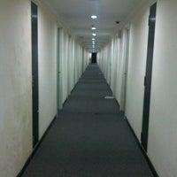Photo taken at WANA Riverside Hotel Malacca by Dayang S. on 12/31/2012