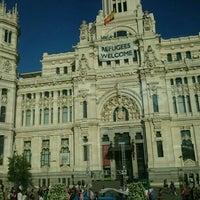Photo taken at RafaelHoteles Madrid Norte by Tijen K. on 5/27/2016