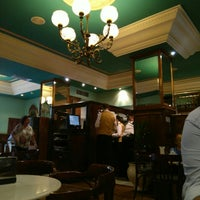 Photo taken at Café de Pombo by Juan B. on 7/29/2016