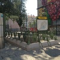 Photo taken at Metro Picoas [AM] by Pedro A. on 8/31/2013
