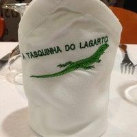 Photo taken at Tasquinha do Lagarto by Pedro A. on 3/1/2013