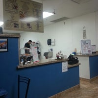 Photo taken at Yanni's Greek Grill by Saverio P. on 1/23/2014