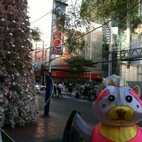 Photo taken at Siam Square by ✨🙅LooK-KatE🙅✨ on 1/14/2013