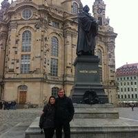 10/25/2012 tarihinde Ferhan D.ziyaretçi tarafından Martin-Luther-Denkmal'de çekilen fotoğraf
