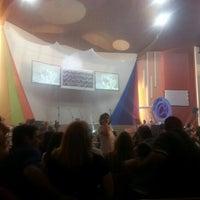 Photo taken at Igreja Adventista Do Sétimo Dia Do IACS by Leonardo M. on 11/11/2012