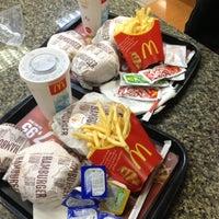 Photo taken at McDonald's by Şafak K. on 12/9/2012