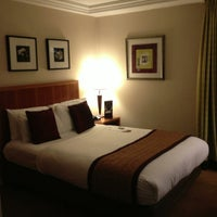 Photo taken at Crowne Plaza London - Heathrow by Cathy on 10/28/2012