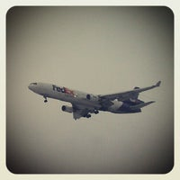 Photo taken at London Stansted Airport (STN) by Stephen E. on 2/11/2013