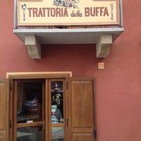 Photo taken at Trattoria Della Buffa by Silvia L. on 10/5/2013