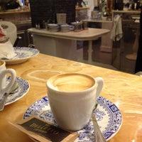 Photo taken at Caffè Dezzutto by Silvia L. on 2/16/2014