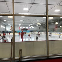 Photo taken at Bell Sensplex by Kevin H. on 7/20/2017