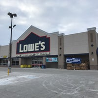 Photo taken at Lowe's Home Improvement by Kevin H. on 2/4/2017