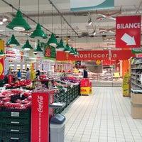 Photo taken at Auchan by Shirrman on 8/12/2013
