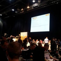 Photo taken at Ruhrcongress Bochum by Alexander W. on 11/25/2012