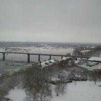 Photo taken at Гостиница «Припять» by Denis K. on 3/20/2013